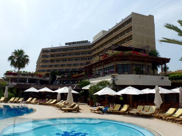 Отель FOUR SEASONS в Лимассоле (Кипр)