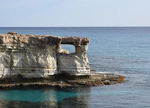 Мыс Каво Греко на Кипре