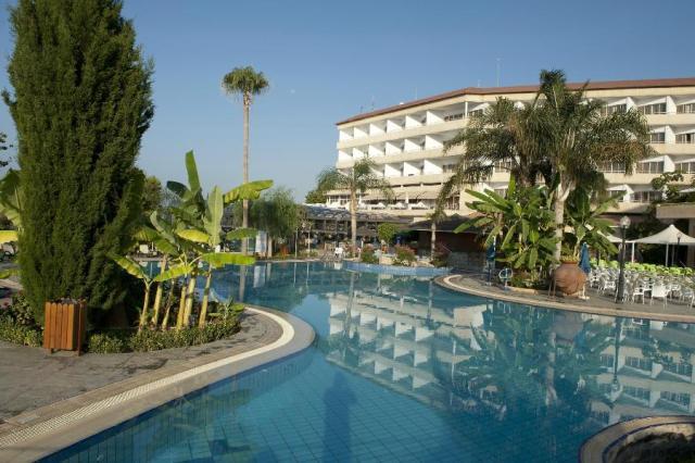 Отель ATLANTICA BAY 4*. Лимассол, Кипр