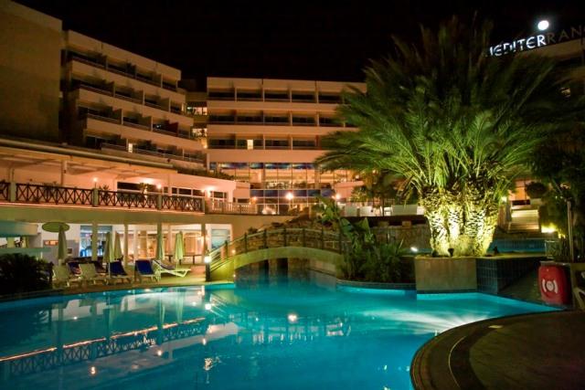 Отель MEDITERRANIAN 4*. Кипр, Лимассол.