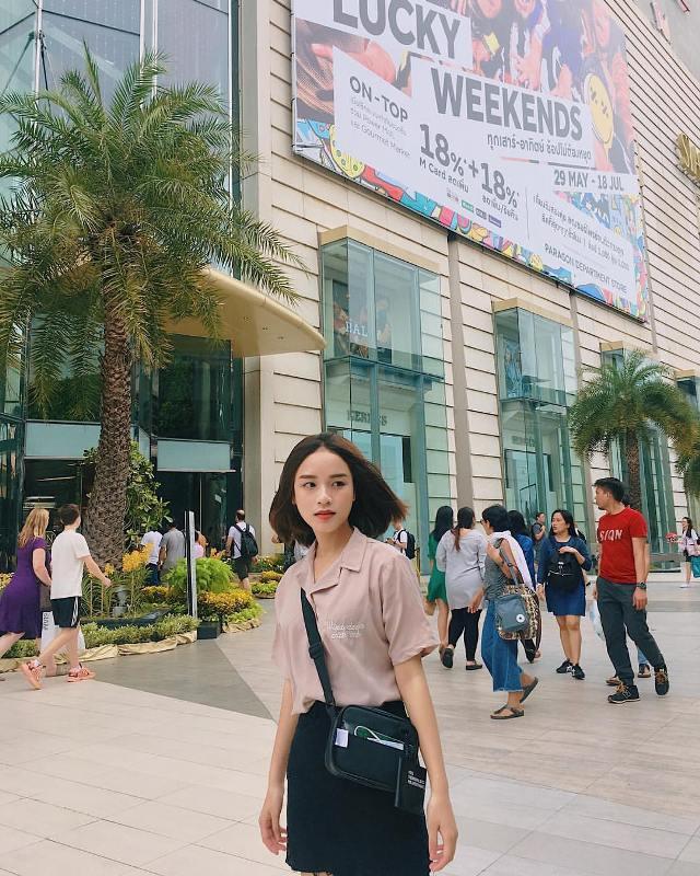 Siam Center, Бангкок, Таиланд