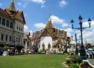Wat Phra Kaew - храм в Бангкоке Таиланд