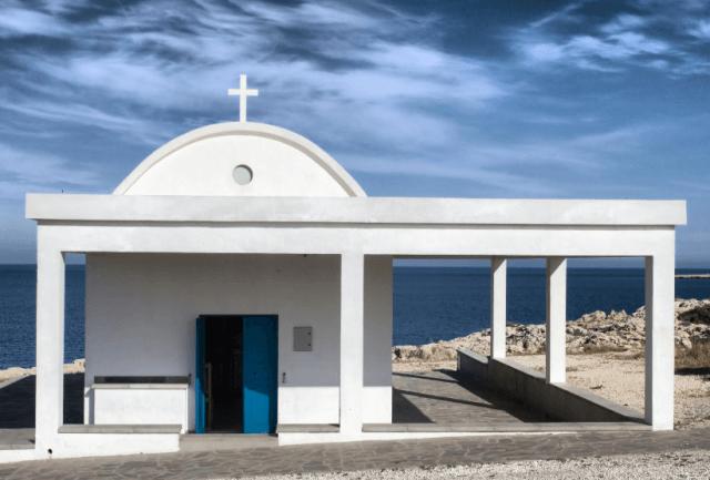 Церковь Айя Анаргии (Айя Напа, Кипр)