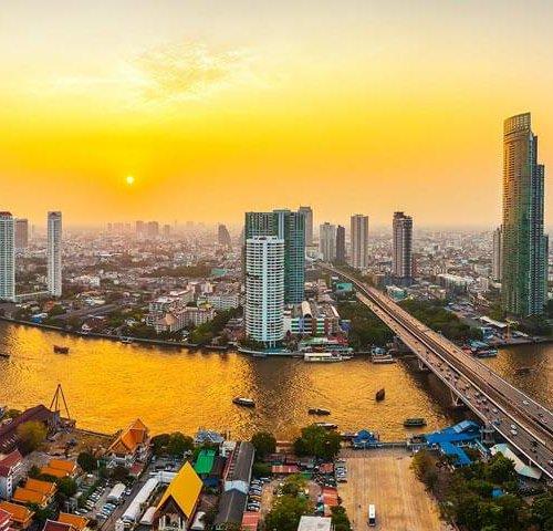 Бангкок - столица Таиланда