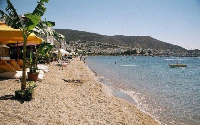 Пляжи Бодрума