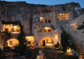 Каппадокия ночью