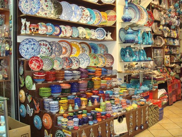 Керамика из Турции