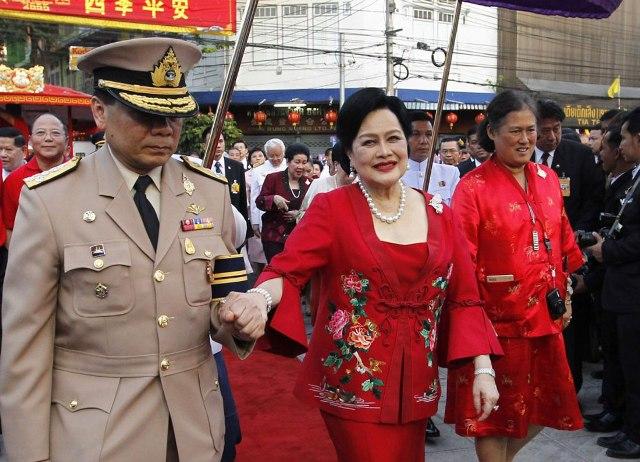 Праздник день матери в Таиланде