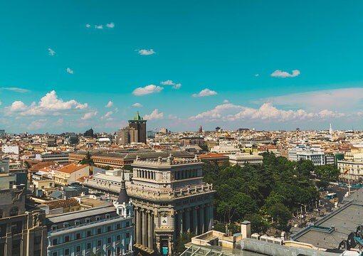 Мадрид поражает своим размахом