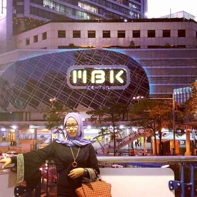MBK, Бангкок, Таиланд