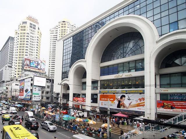 Торговый комплекс Пантип Плаза (Бангкок)