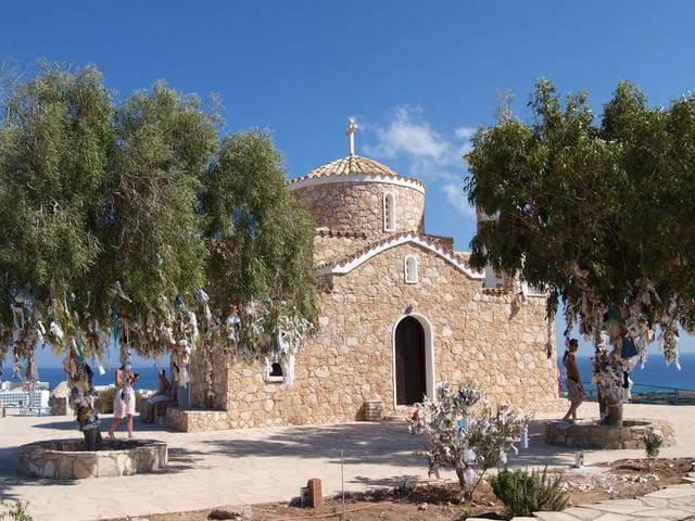 Церковь Пророка Ильи в Протарасе