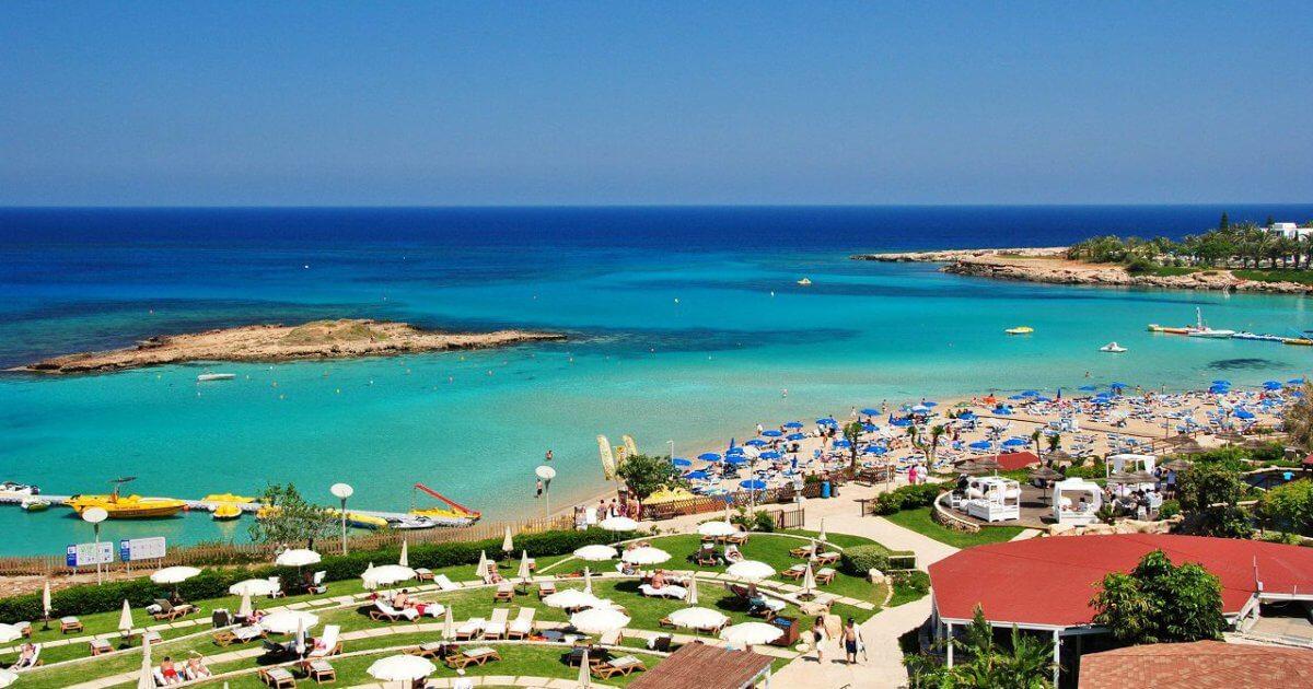 Протарас Кипр первая линия отели