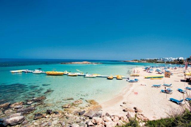 Интересные места и пляжи рядом с Протарасом