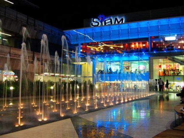 Торговый комплекс Сиам Парагон в Бангкоке