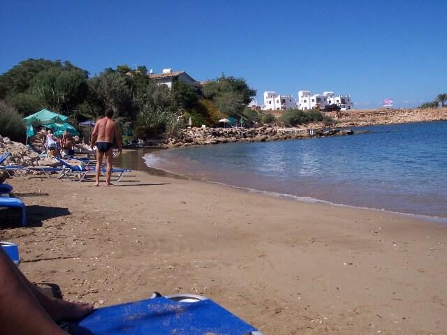 Сирена Бей - один из самых уединенных пляжей Протараса