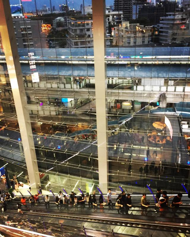 Terminal 21, Бангкок, Таиланд