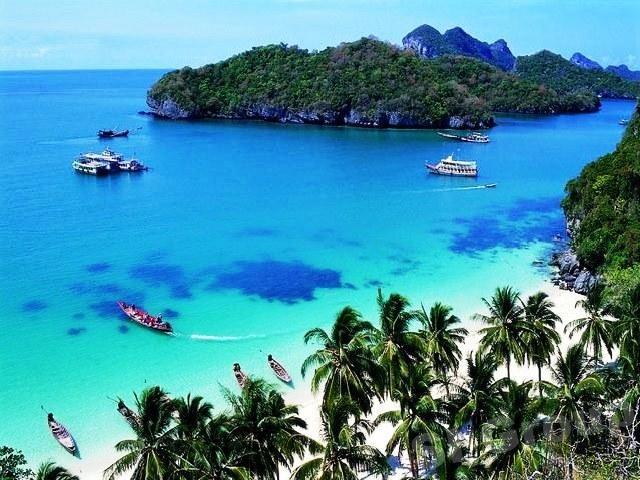 Март в Таиланде