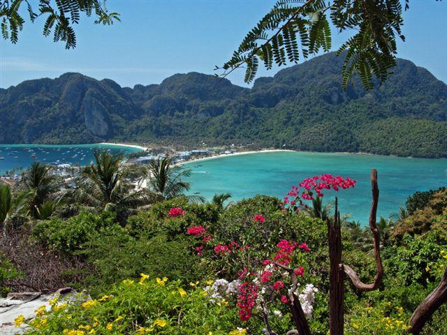Апрель в Таиланде
