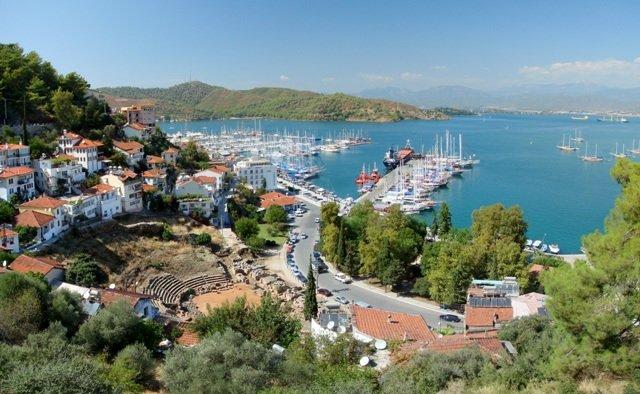 Фетхие в Турции