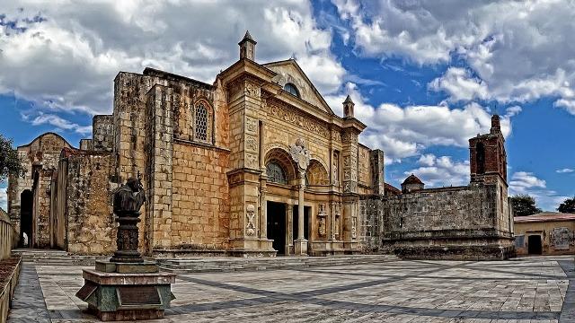 Кафедральный собор Санто-Доминго Доминикана