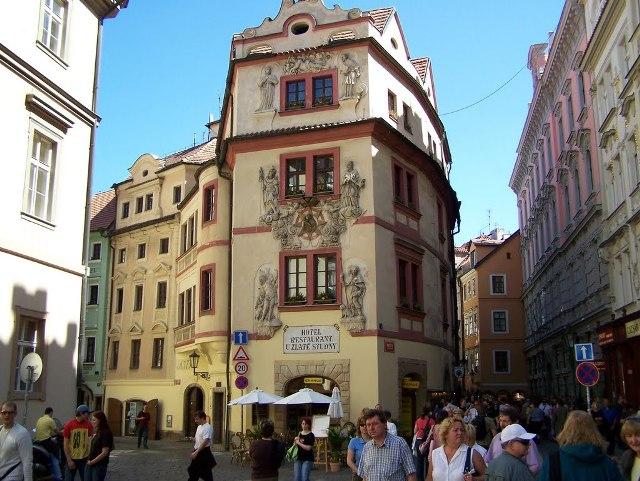Карлова улица (Karlova ulice) в Праге