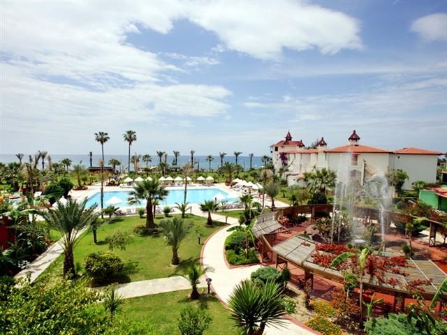 Аланья - пляжный курорт в Турции