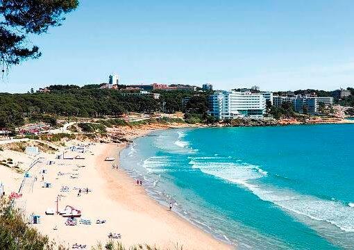 Коста Дорада - пляжный курорт в Испании