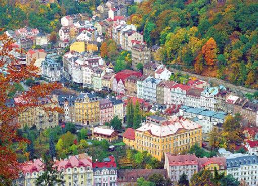 Карловы Вары - лечебный курорт в Чехии
