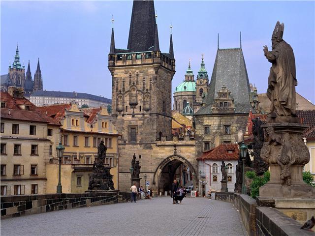 Дорога королей в Праге