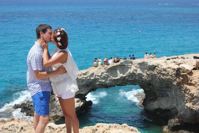 Мост всех влюбленных в Каво Греко