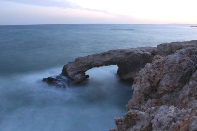 Love Brige (Cape Greko, Cyprus)