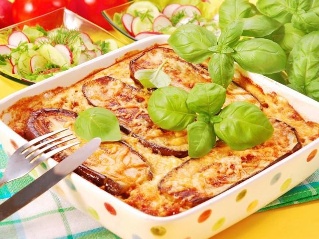 Мусака - одно из самых популярных блюд в Греции