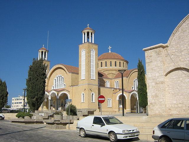 Паралимни, Фамагуста Кипр