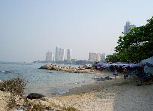 Лучшие пляжи в Паттайе