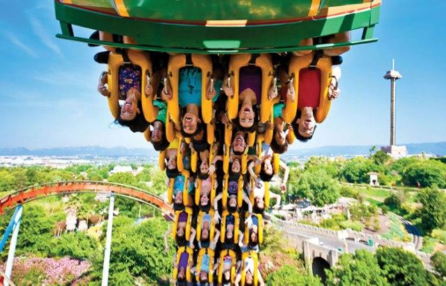 Порт Авентура - парк развлечений для детей и взрослых