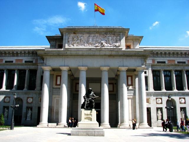 Музей Прадо - одна из лучших галерей мира