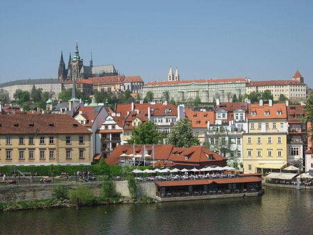 Прага (Praha) - столица Чехии