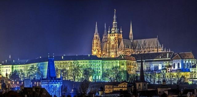 Пражский Град (Pražský hrad) в Праге