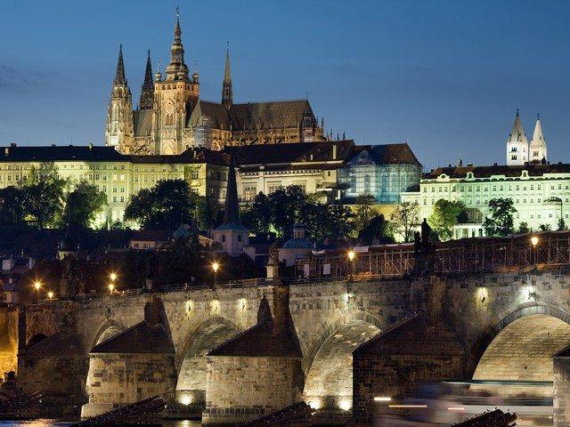 Пражский Град (Pražský hrad) - главная достопримечательность Праги