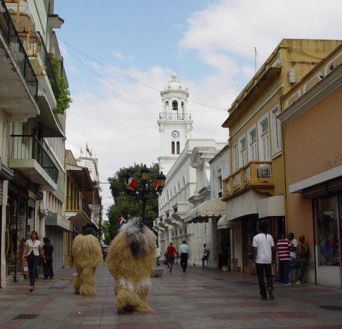 Санто Доминго - столица Доминиканской республики