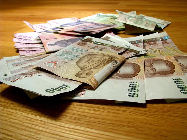 Баты - валюта Таиланда