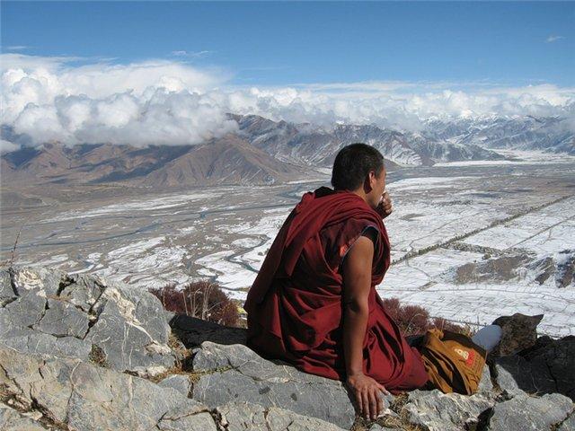 Одиночество - основа медитации