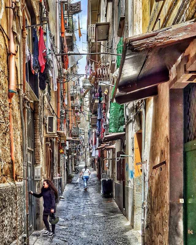 Улочки Неаполя