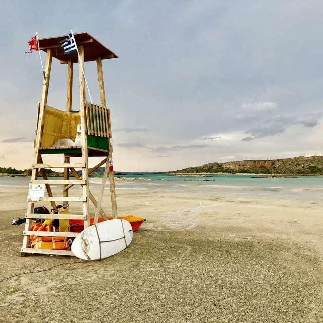 Греция, о. Крит в сентябре