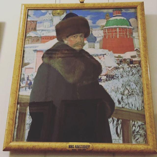 Коридор Вазари, портрет