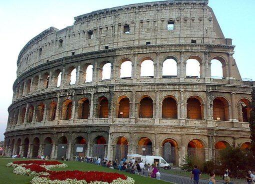 Колизей в Риме (Colosseo)