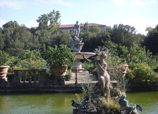 Giardino di Boboli (Сады Боболи во Флоренции)