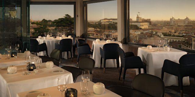 LA TERAZZA ресторан в отеле Eden 5*