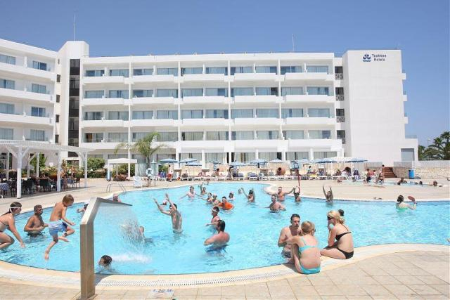Odessa Beach Hotel (Протарас, Кипр)